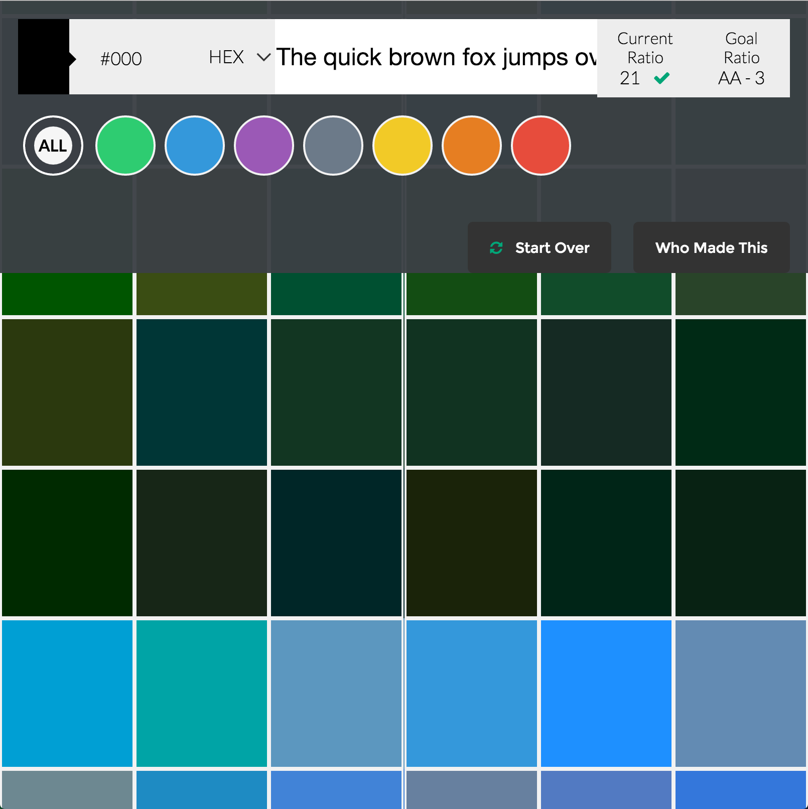 Color Safe Enter Your Background Color Font Family Text Size