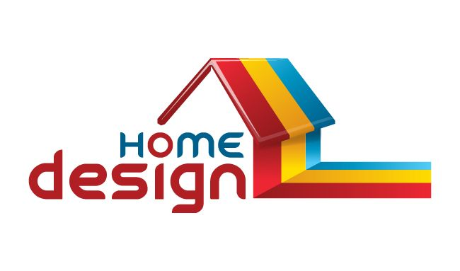 Logo Home Design | Design | Pinterest | Home Design, Home