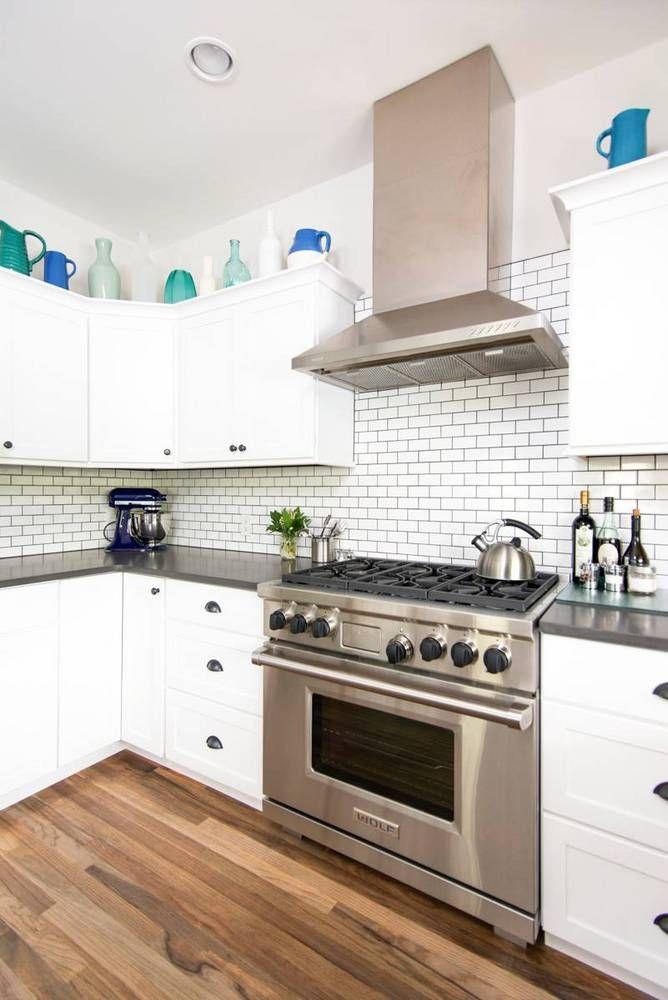 A 90s Home Gets A Major Modern Makeover | Kitchen design ...