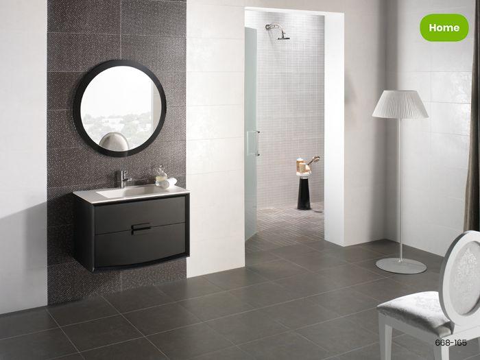 Inspiratie betonlooki tegels in moderne badkamer jan groen