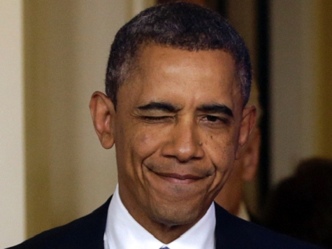 Image result for obama smirk