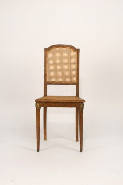 Blue Eyed Yonder | Marion Woven Chair