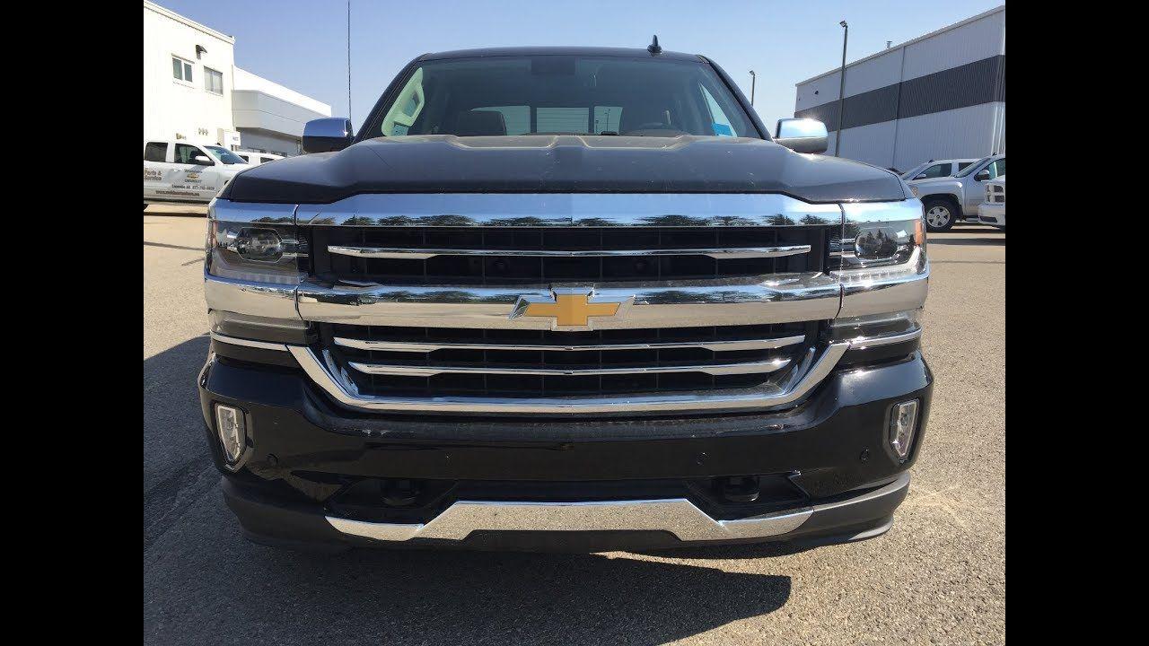 2017 Chevrolet Silverado 1500 Crew Cab Short Box 3lz 4x4