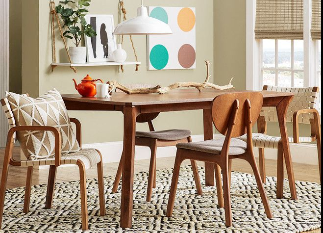 How To Mix Match Dining Room Chairs Mixed