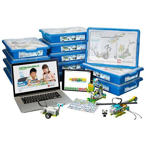 Shop WeDo 2.0 products – LEGO Education | Robotics in K-8 | Pinterest