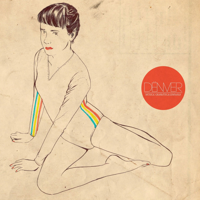 Dënver - Música, Gramática, Gimnasia - LP