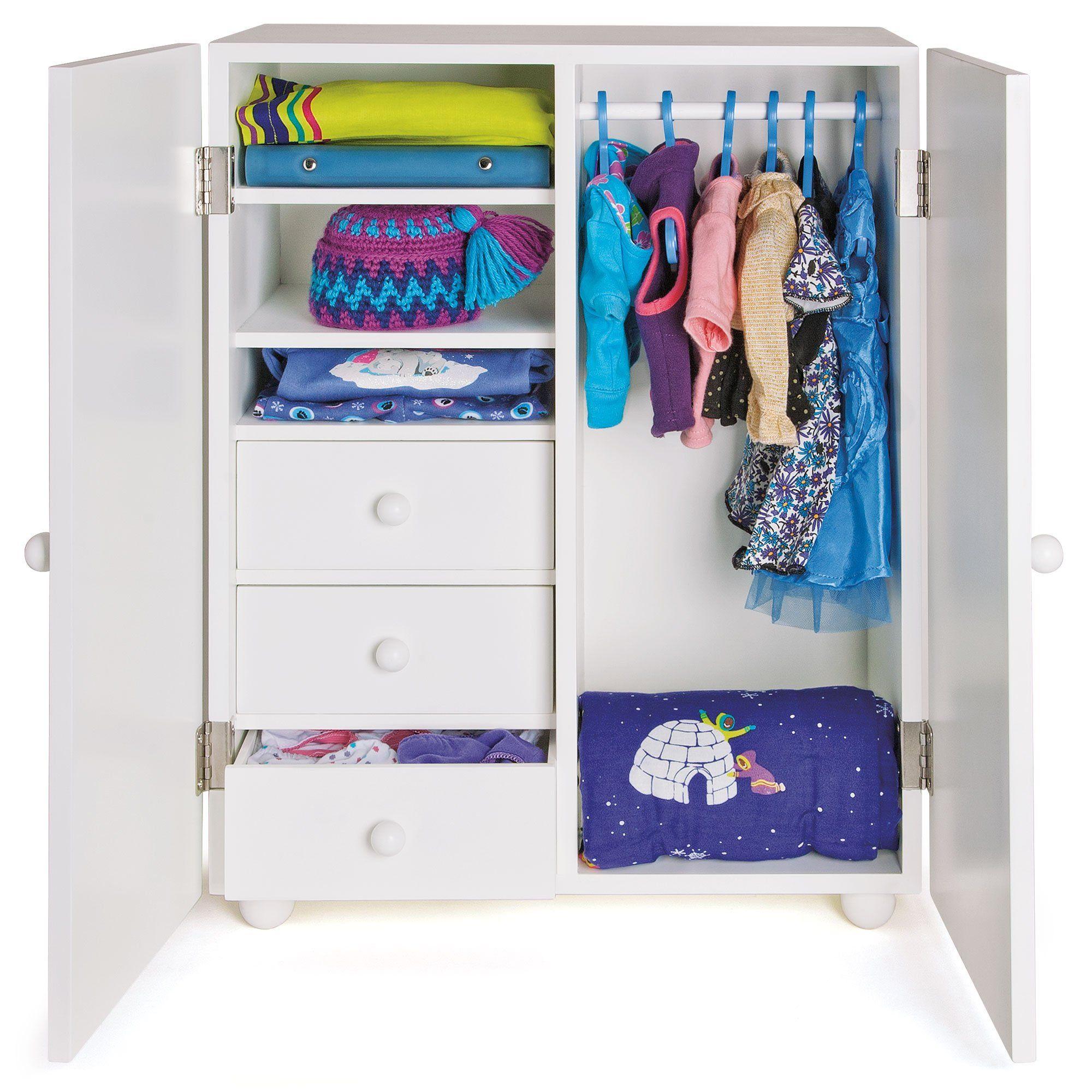 Deluxe Wardrobe Furniture Storage