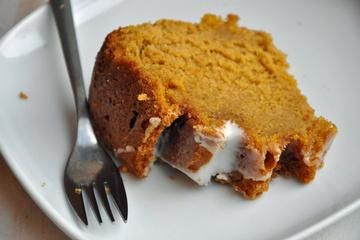 Pumpkin Pound Cake Using Cake Mix And Instant Pudding
