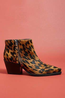 d347aa32d Sam Edelman Walden Leopard Booties