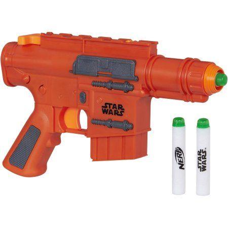 Star Wars Rogue One Nerf Captain Cassian Andor Blaster, Multicolor