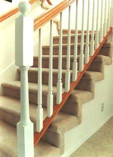 Stair On Shoe Rail Remodeling Projects Stairs Remodel | Shoe Rail For Iron Balusters | Modern | Oak | Slides | Cast Iron | Remodel