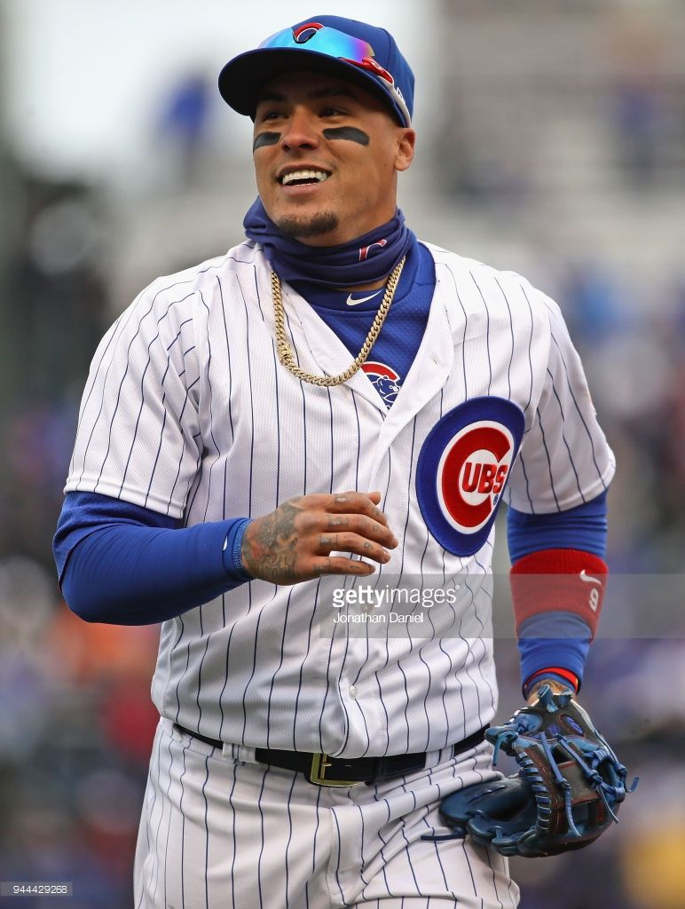 Javy Baez Mlb Chicago Cubs Chicago Cubs Cubs Players