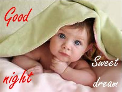 Good Night Cute Baby Girl Images Idea Gallery