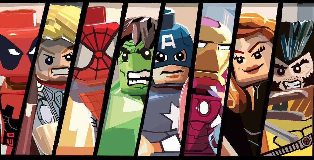 Avengers Hydra Showdown Wallpaper Activities Marvel Super 1920x1200 Lego Marvels Wallpapers 28