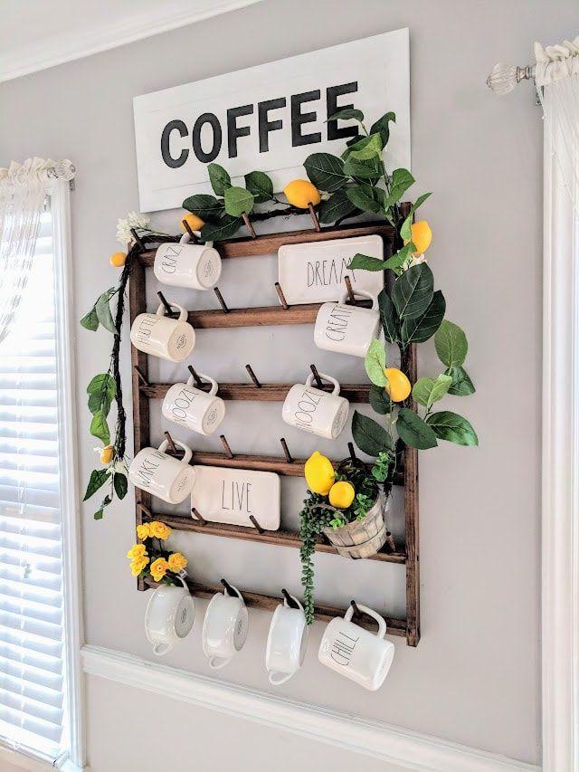 Customized Mug Racks