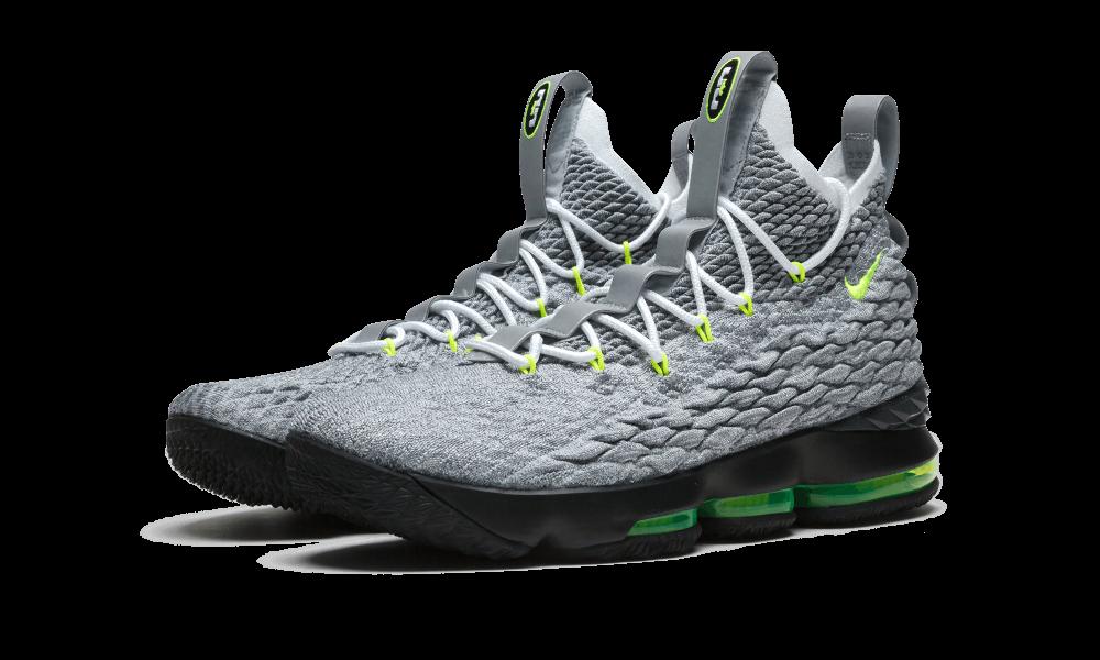 Lebron 15 Ksa air Max 95 Nike ar4831 001 cool grey