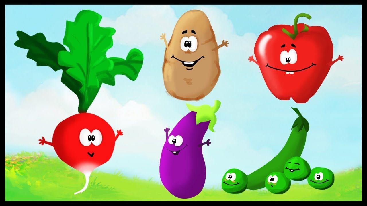 Apprendre les légumes en s'amusant (francais)
