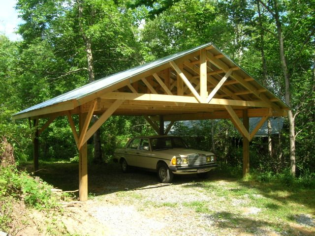 Remove Carport Roof Exposed Beams Google Search Building A Carport Wooden Carports Carport Designs