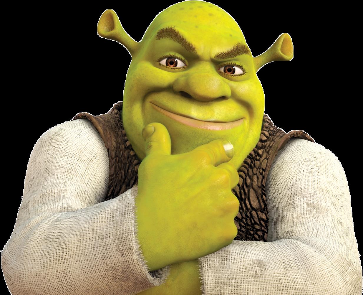 Shrek Thinking Close Up Face Close Up Faces Shrek Face