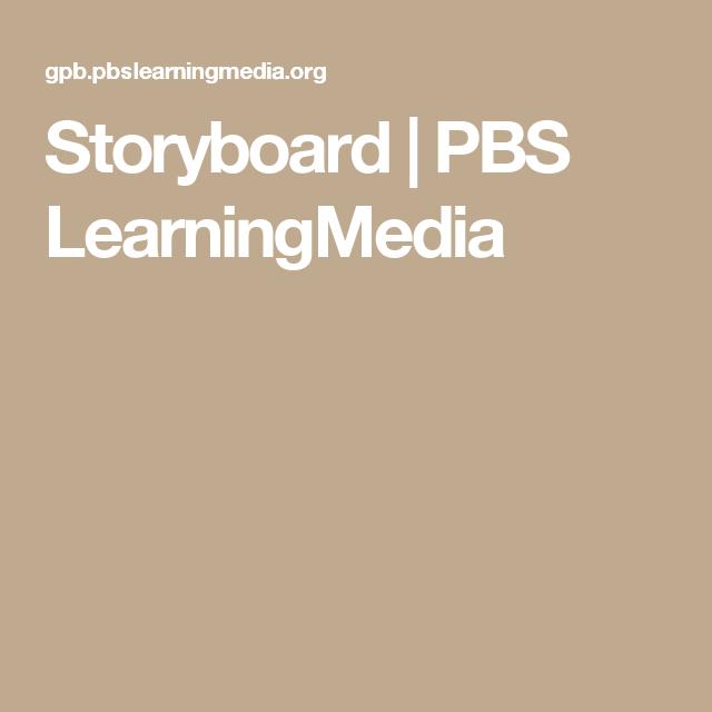 Storyboard  Pbs Learningmedia  America Born Chinese