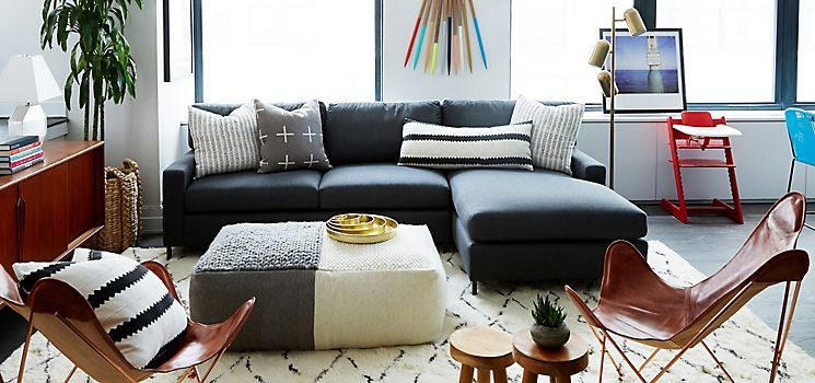 Rebecca Minkoff Brooklyn Apartment One Kings Lane Makeover Interiors Design Decor Home Tours