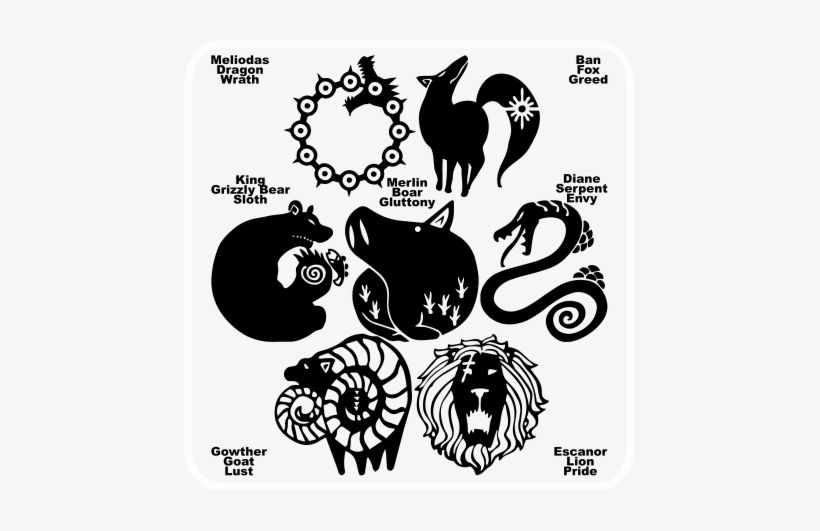 Download Seven Deadly Sins Anime Symbols 7 Deadly Sins And Symbols Png Image For Free Search Seven Deadly Sins Anime Seven Deadly Sins Symbols 7 Deadly Sins