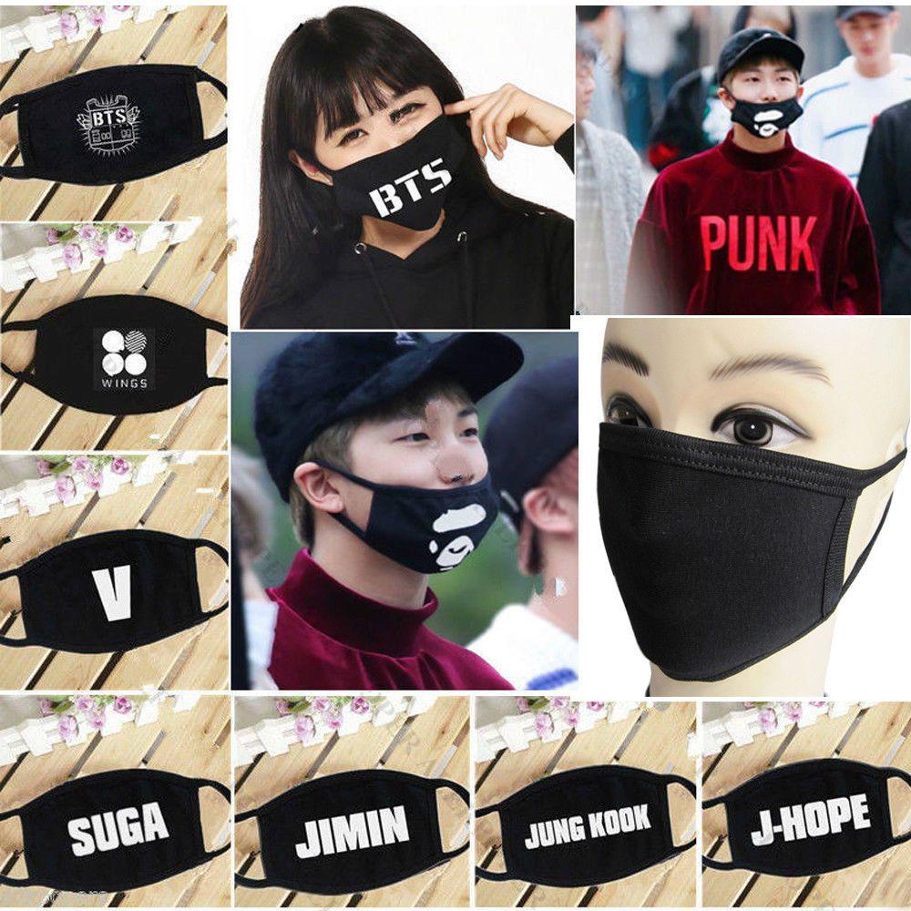masque de protection bts