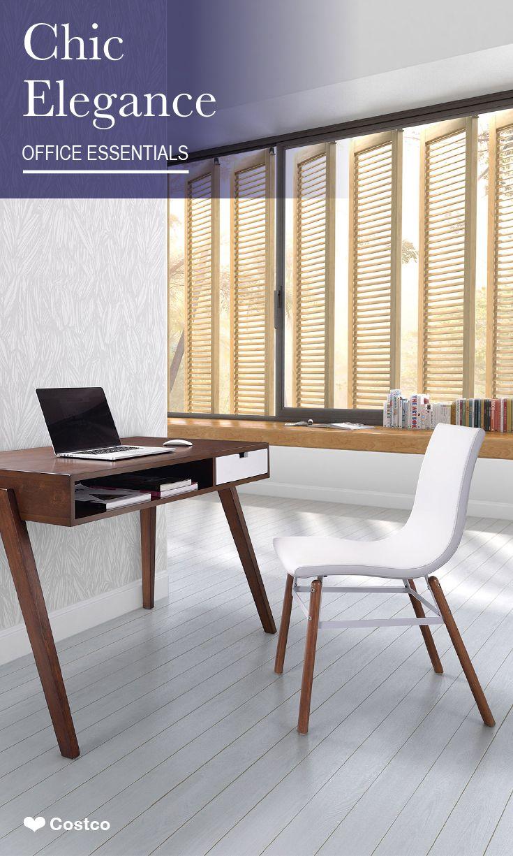 Sharp Scandinavian angles make the Astro desk distinct. Made of ...