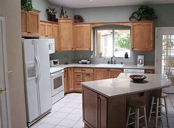 image result for 9 x 10 l shaped kitchen layouts some day in 2019 small l shaped kitchens l on g kitchen layout design id=45628