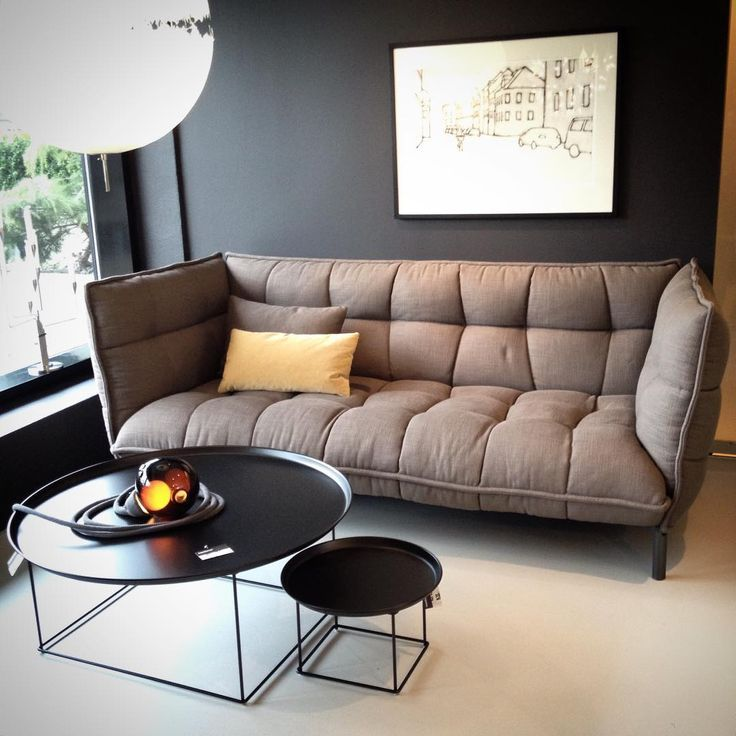 husk sofa and fat fat tables from b b italia and 28d table lamp from bocci bebitalia bbitalia. Black Bedroom Furniture Sets. Home Design Ideas
