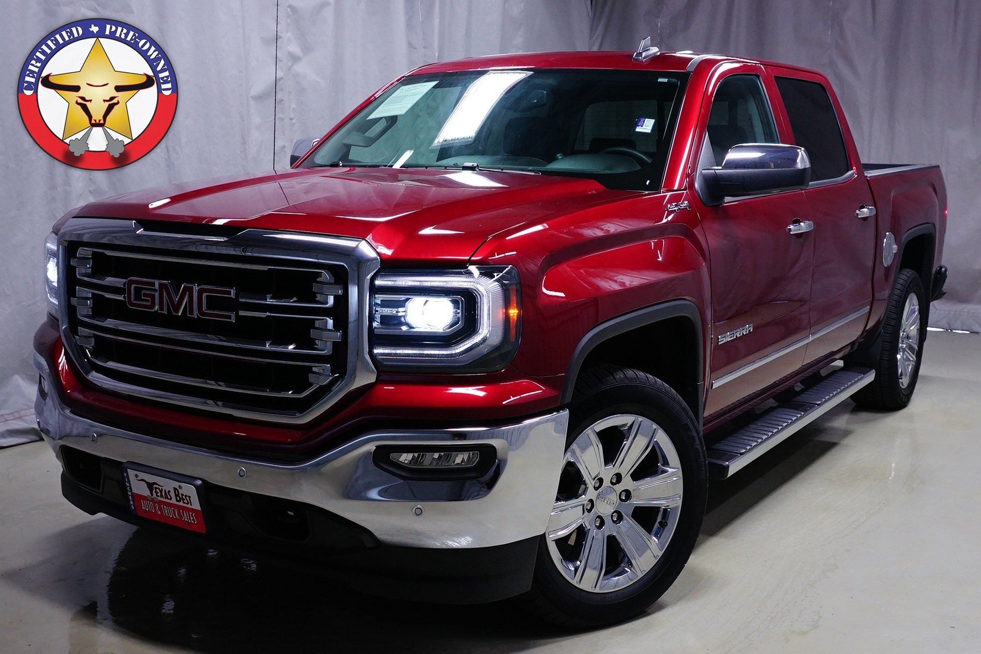 2017 Gmc Sierra 1500 Slt For Sale At Fincher S Texas Best Located
