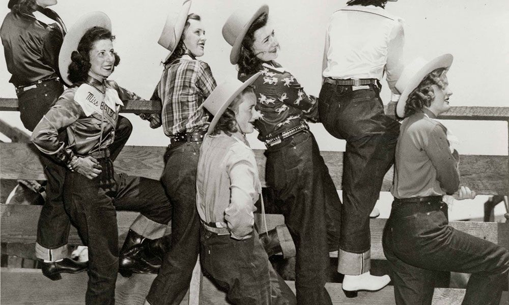 The Evolution Of Women's Western Riding Clothes COWGIRL