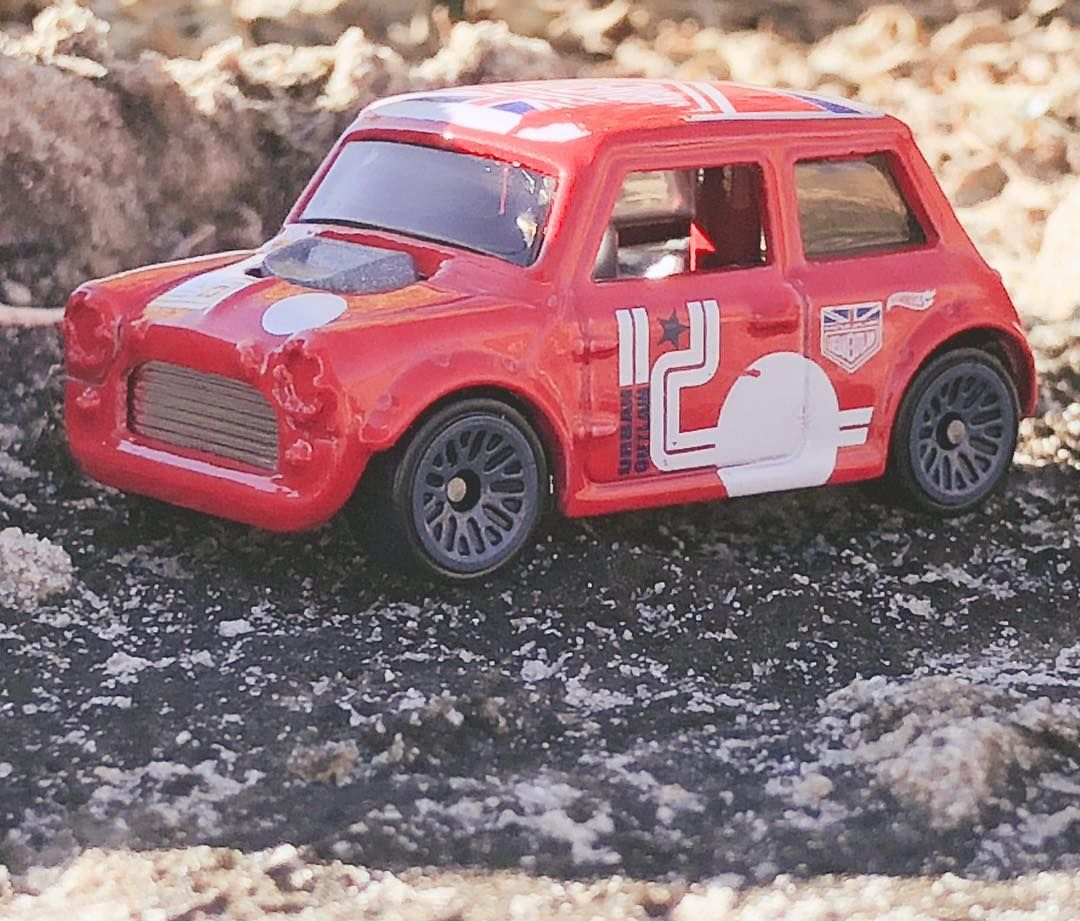 Morris Mini Morris Mini Cooper By Hot Wheels 01 From The 2018