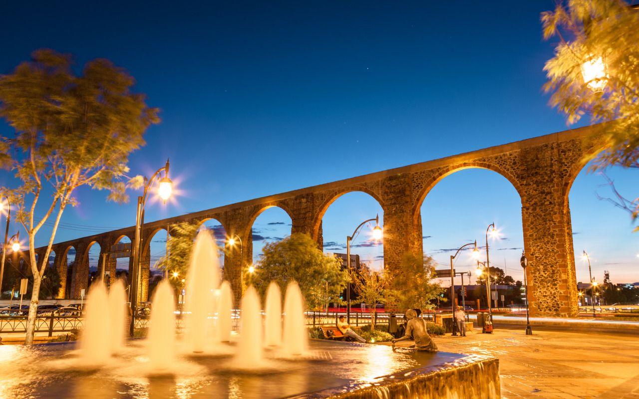 Acueducto, Querétaro