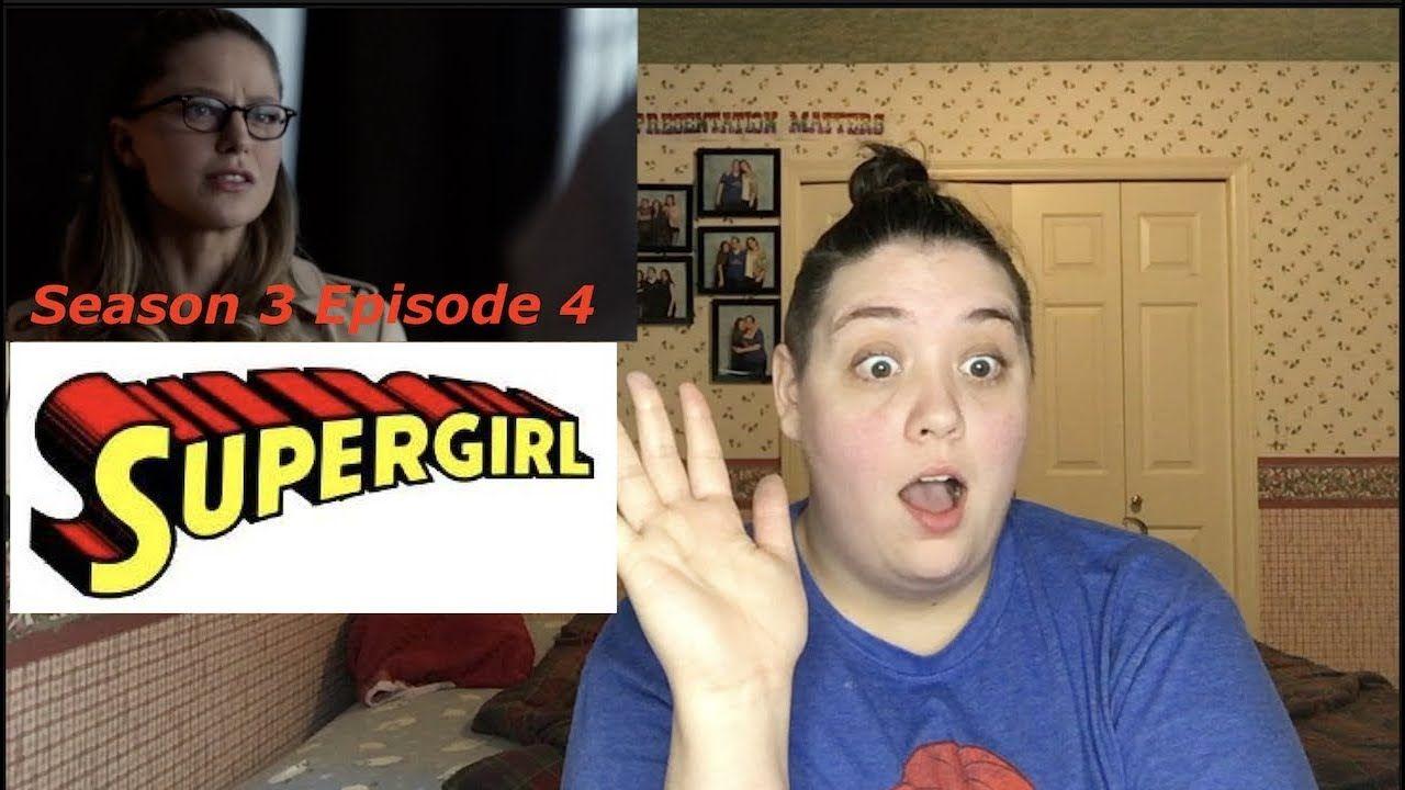"""Supergay Supergirl Reaction: 3x04 """"The Faithful"""""""