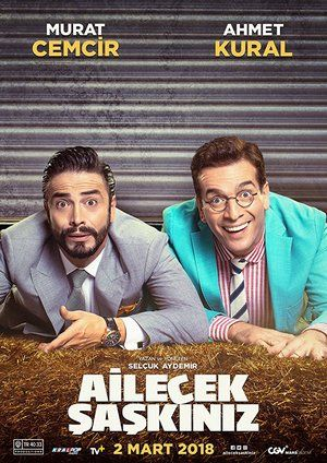 Watch Ailecek Saskiniz Full-Movie Streaming