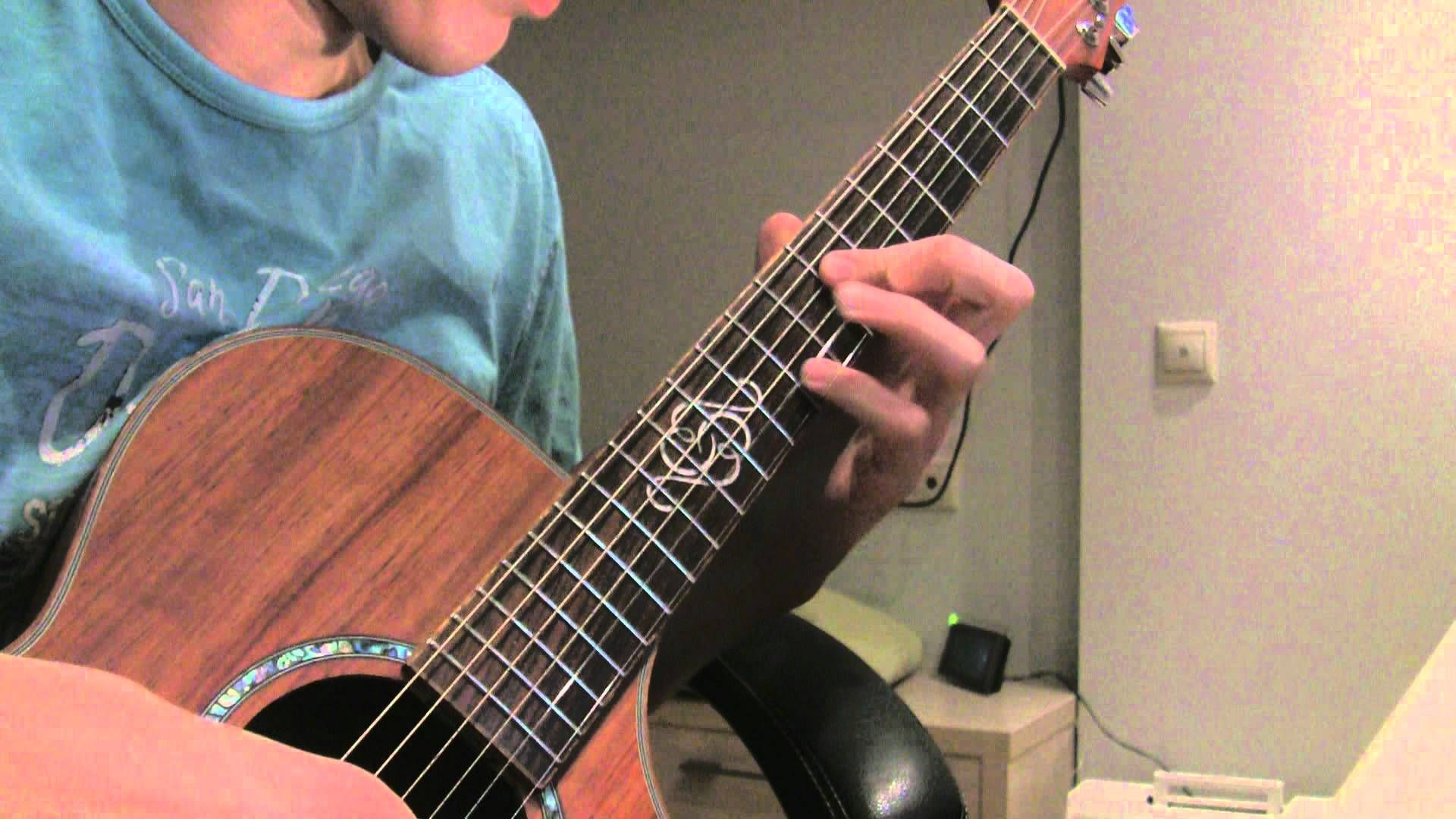 Animals As Leaders On Impulse Full Acoustic Cover Hd
