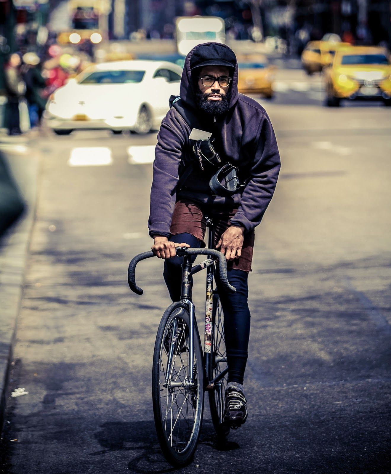 Street Style Nyc Urban Bike Style Bike Style Urban Bicycle