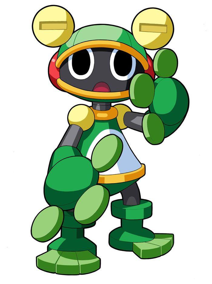 ToadMan.EXE from Mega Man Battle Network 5
