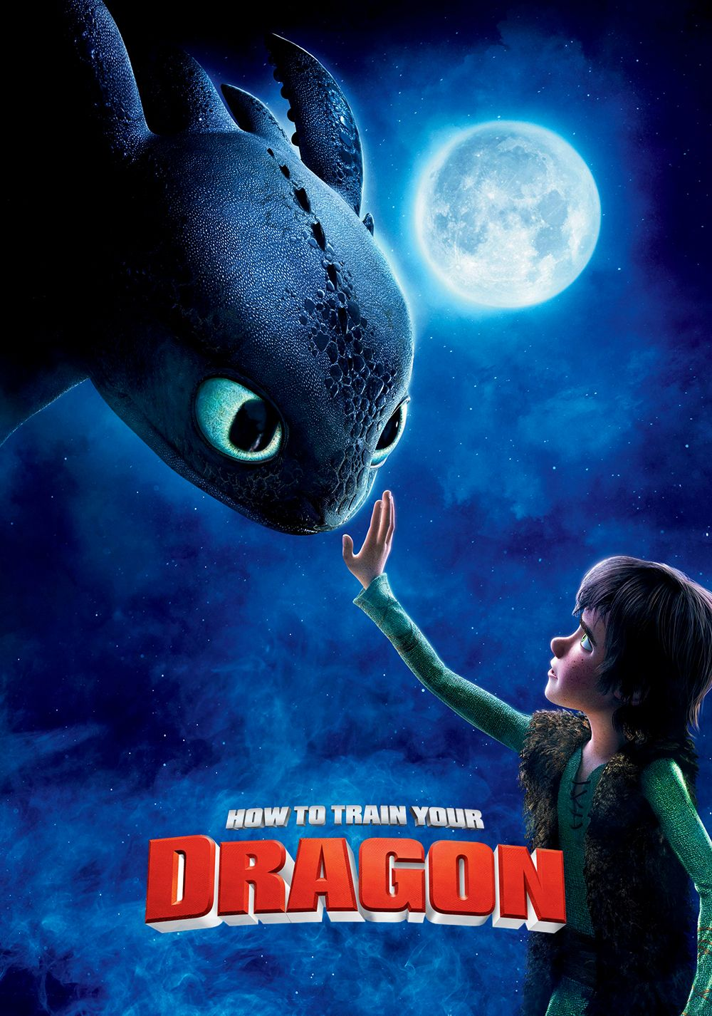 Image result for how to train your dragon poster
