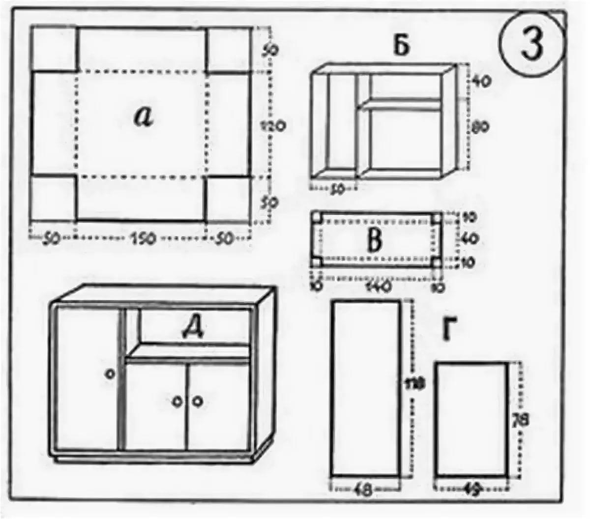 народы мебель в картинках из картона идеальный вариант для