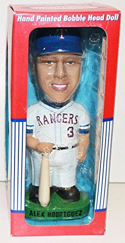 official photos b25b8 2ae90 Alex Rodriguez Texas Rangers Dolls | Cool Texas Rangers Fan ...