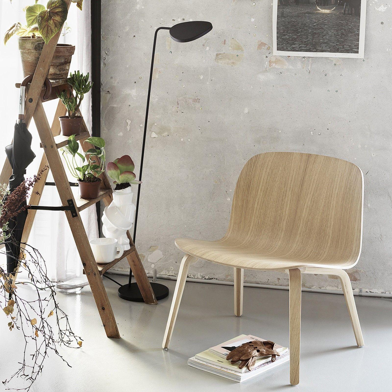 Visu Loungestoel Hout Muuto Loungestoel Woonideeen Meubel Ideeen