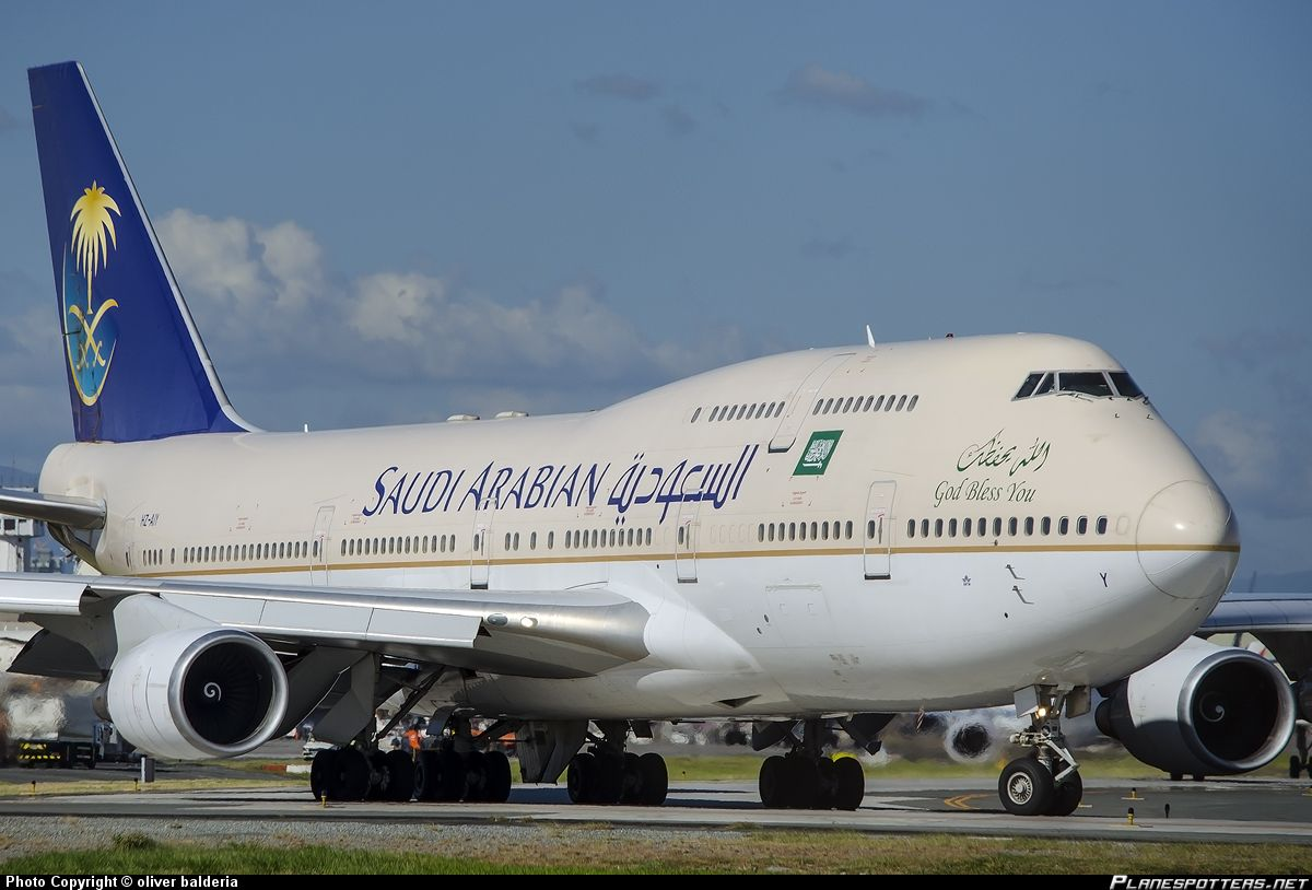 Image result for saudia boeing 747 images