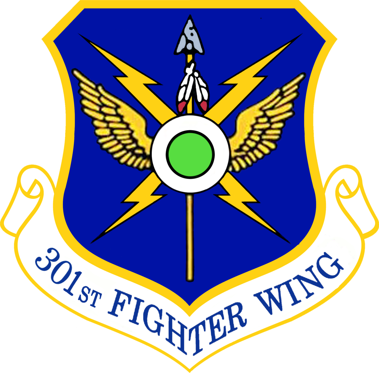 301st Fighter Wing Wikipedia Fighter Usaf United States Air Force