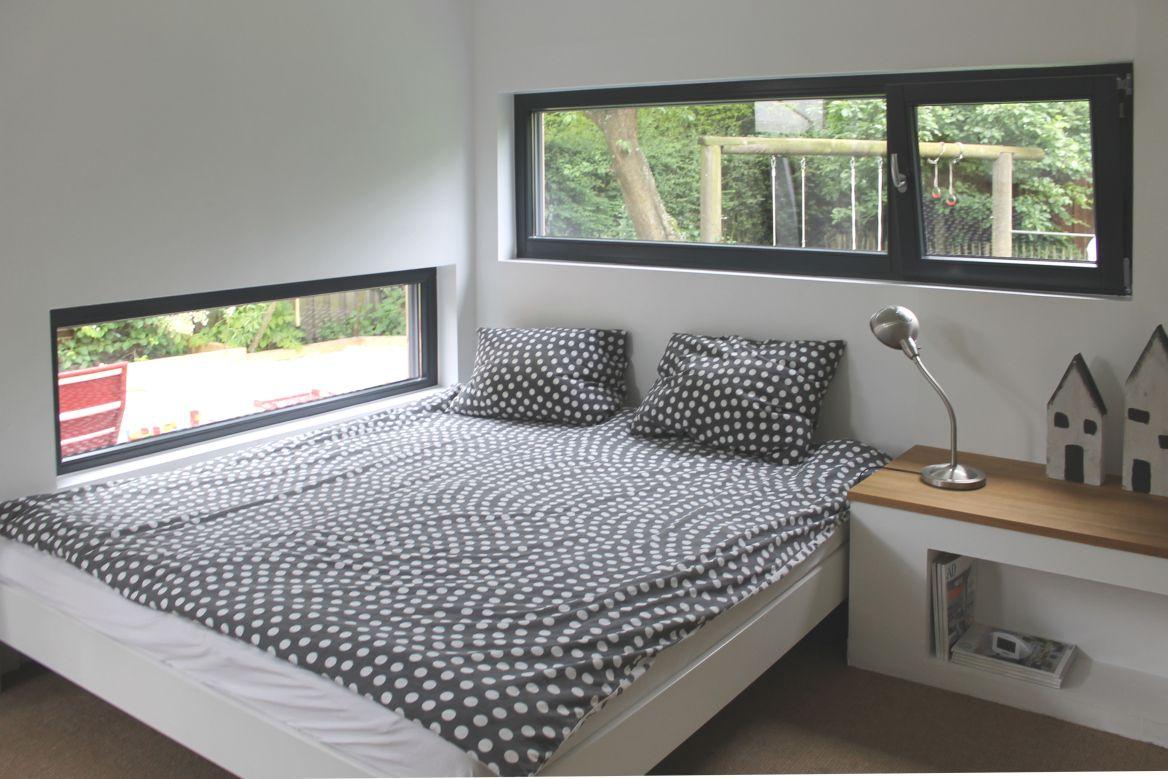 Neues schlafzimmer interieur neues schlafzimmer mit ausblick  house ideas  pinterest  bedrooms