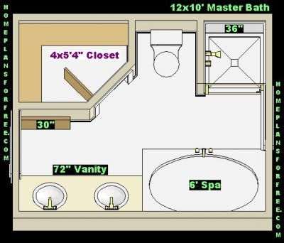 12 x 12 bathroom plans 10 x 10 kitchen kitchen cabinets for Bathroom remodel 10x10