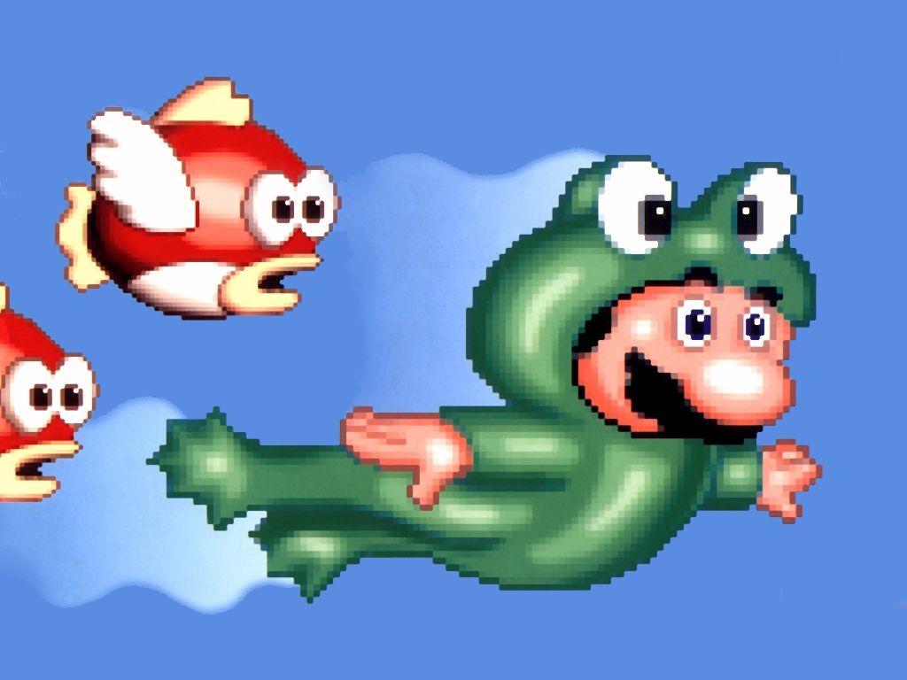 Super Mario Bros. 3 - Super Mario Bros. 3 Wallpaper (168390) - Fanpop