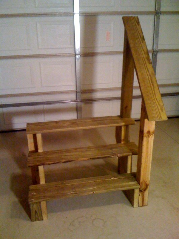 4x4 with treated lumber deck steps building things pinterest 4x4 with treated lumber deck steps ccuart Choice Image