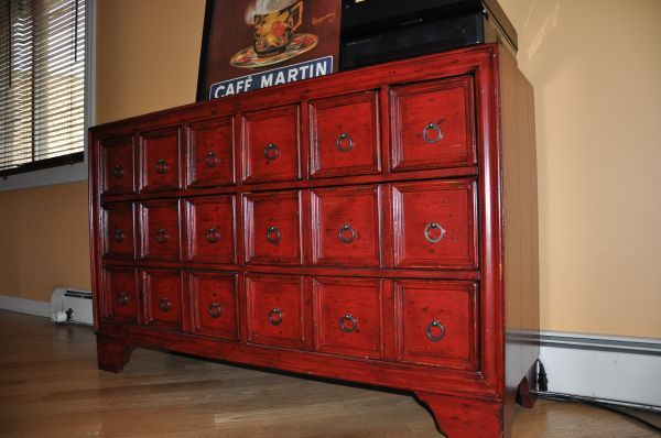 Pottery Barn Media Console Buffet Or Dresser Love The